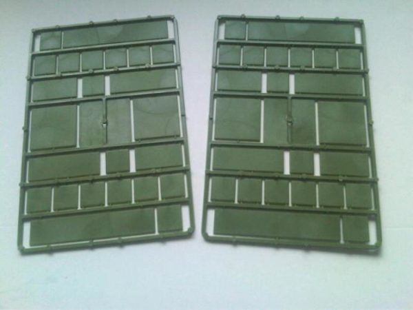 20mm Mixed Infantry Bases