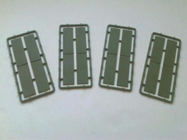 20mm x 60mm Bases