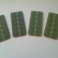 20mm x 20mm square bases