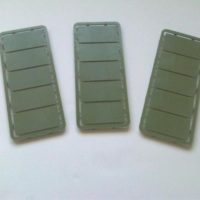 25mm x 50mm rectangular bases