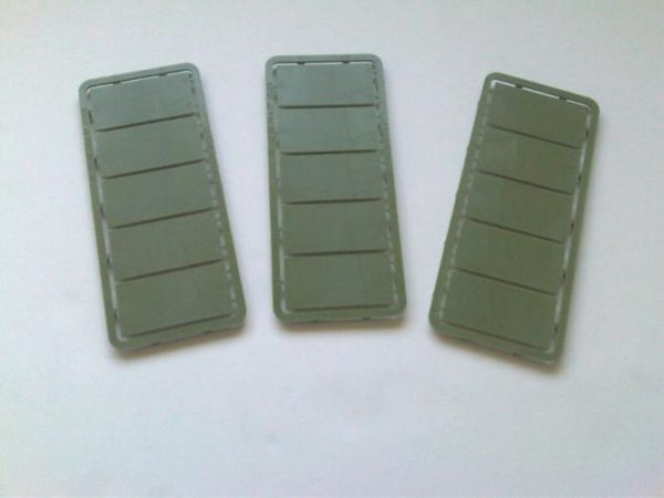 25mm x 50mm Bases