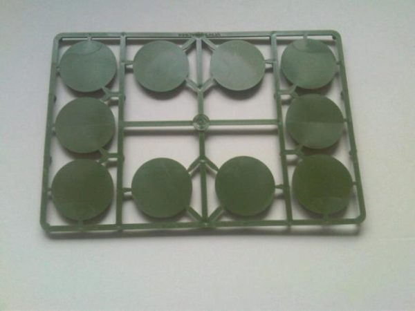 40mm Round Bases