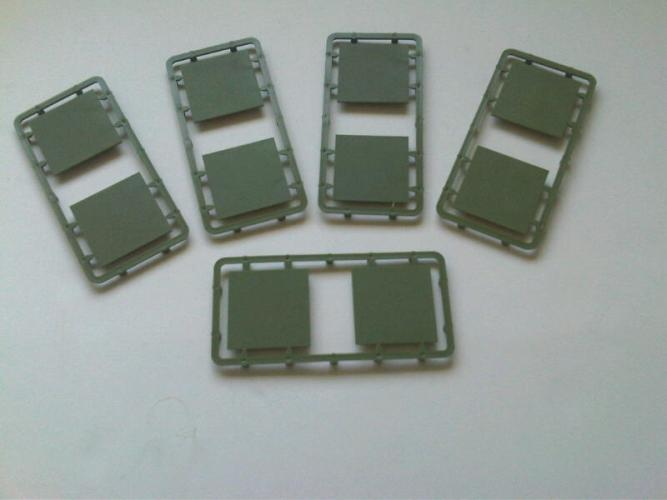 40mm x 40mm square bases