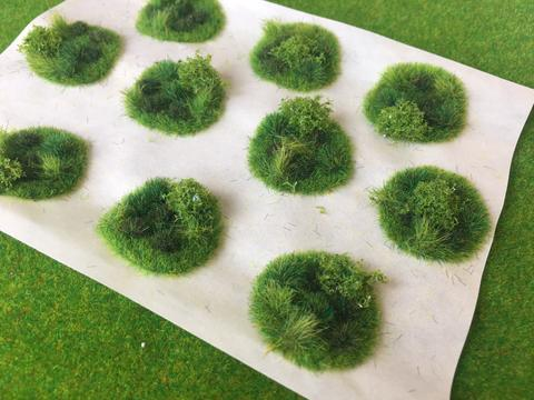 lush dales base toppers