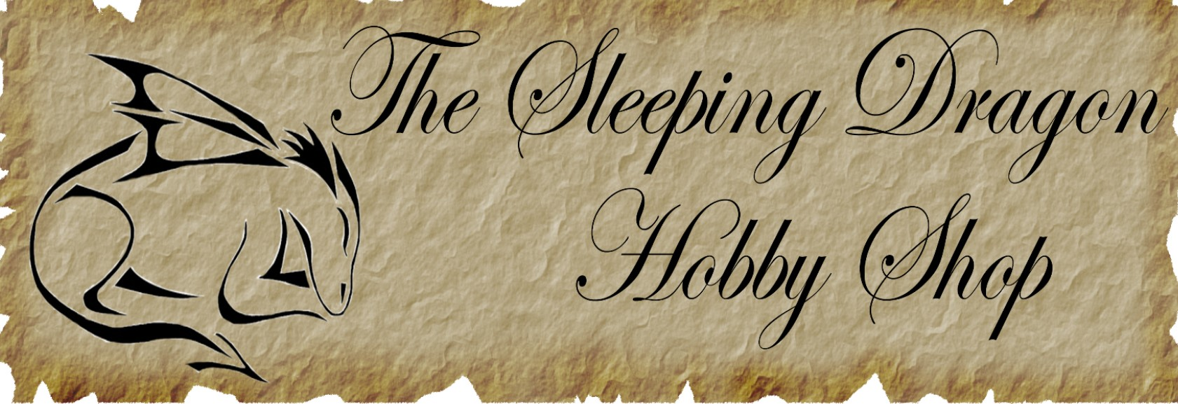 The Sleeping Dragon Hobby Shop